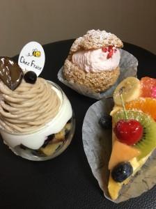 話題のケーキ屋さん 小山市にあるカットが人気の美容室カルマルーチェ