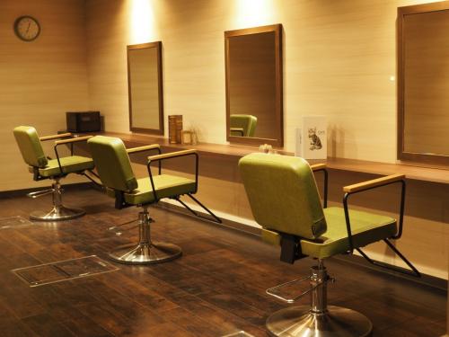 10月最終日 小山市にあるカットが人気の美容室カルマルーチェ
